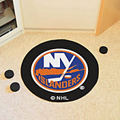New York Islanders Puck Mat