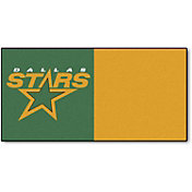 FANMATS Dallas Stars Carpet Tiles
