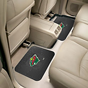 Minnesota Wild Two Pack Backseat Utility Mats
