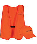 Field & Stream Adult Blaze Hat and Vest