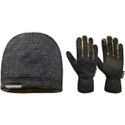 Field & Stream Men's Sweater Fleece Glove and Beanie Set