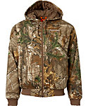 Field & Stream Men's Twill Bomber Insulated Hunting Jacket