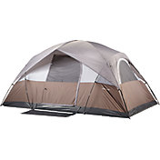 Field & Stream Quad 8 Person Dome Tent