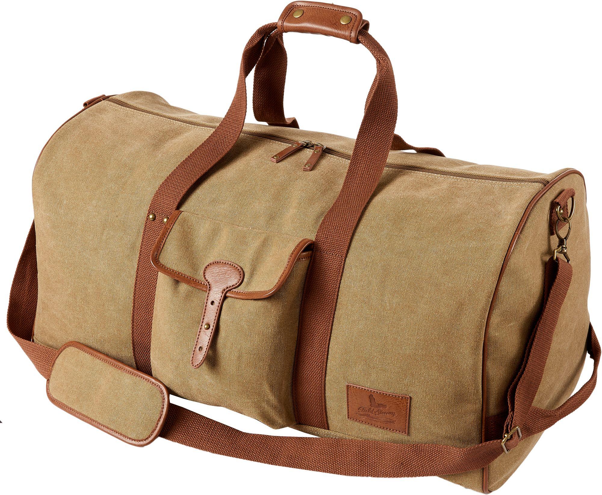 Field & Stream Canvas Duffle Bag | Field & Stream