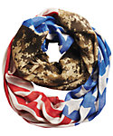 Field & Stream Women's Americana Camo Loop Scarf