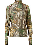 Field & Stream Women's Base Defense Midweight Base Layer Shirt