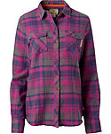 Field & Stream Women's Heritage Midweight Flannel Shirt