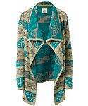 Field & Stream Women's All Over Jacquard Cardigan