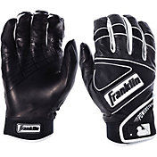 Franklin Adult Powerstrap Batting Gloves 2017