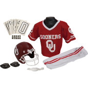 Franklin Oklahoma Sooners Kids' Deluxe Uniform Set