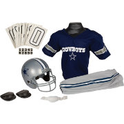 Franklin Dallas Cowboys Kids' Deluxe Uniform Set