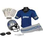 Franklin Detroit Lions Kids' Deluxe Uniform Set