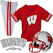 Franklin Wisconsin Badgers Deluxe Uniform Set