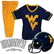 Franklin West Virgina Mountaineers Deluxe Uniform Set