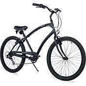 Firmstrong Adult 26'' CA-520 Seven Speed Beach Cruiser Bike