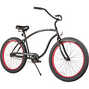 Firmstrong Adult Chief 26'' Single Speed Beach Cruiser Bike