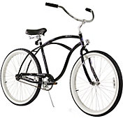 Firmstrong Adult Urban Man 24'' Single Speed Beach Cruiser Bike