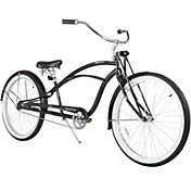 Firmstrong Adult 26'' Urban Man Deluxe Stretch Single Speed Beach Cruiser Bike