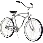 Firmstrong Adult 26'' Urban Man Alloy Single Speed Beach Cruiser Bike