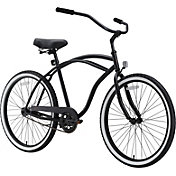 Firmstrong Adult 26'' Around The Block Single Speed Cruiser Bike