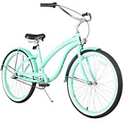 Firmstrong Women's 24'' Bella Classic Three Speed Beach Cruiser Bike