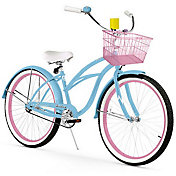 Firmstrong Women's 26'' Custom Urban Lady Deluxe Single Speed Beach Cruiser Bike