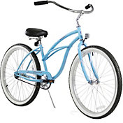 Firmstrong Women's 24'' Urban Lady Single Speed Beach Cruiser Bike