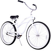 Firmstrong Women's Urban Lady Alloy Single Speed Beach Cruiser Bike