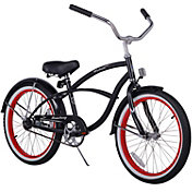 Firmstrong Boys' 20'' Urban Boy Single Speed Beach Cruiser Bike