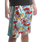Flow Society Boys' Gnome Surf Attack Shorts
