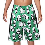Flow Society Boys' Origami Panda Attack Shorts