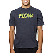 Flow Society Men's Bubble Camo Graphic T-Shirt