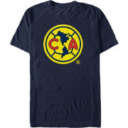 Fifth Sun Men's Club America Navy Logo Tee