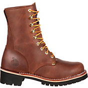 Georgia Boot Men's Logger Work Boots