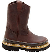 Georgia Boot Kids' Wellington Work Boots
