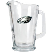 Great American Products Philadelphia Eagles 60 oz. Clear Glass Pitcher