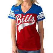 G-III for Her Women's Buffalo Bills Pass Rush Jersey Top