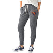 G-III for Her Women's Chicago Bears Tri-Blend Playoff Grey Jogger Pants