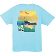 Guy Harvey Men's Tagged T-Shirt