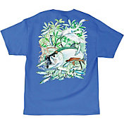 Guy Harvey Men's Tarpon Mangrove T-Shirt