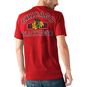 G-III Men's Chicago Blackhawks Red T-Shirt