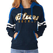 G-III for Her Women's St. Louis Blues Backhand Hoodie