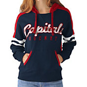 G-III for Her Women's Washington Capitals Backhand Hoodie