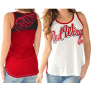 G-III Women's Detroit Red Wings Triple Play Tank Top