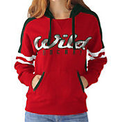 G-III for Her Women's Minnesota Wild Backhand Hoodie