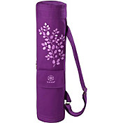 Gaiam Spring Violet Yoga Mat Bag
