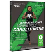 Gaiam Yoga for Conditioning DVD with Jermaine Jones