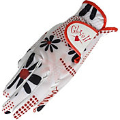 Glove It Women's Daisy Script Golf Glove