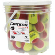 GAMMA Quick Kids 36' Tennis Balls – 36 Ball Pack