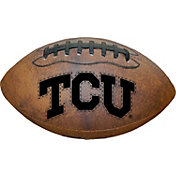 TCU Horned Frogs Throwback Mini Football